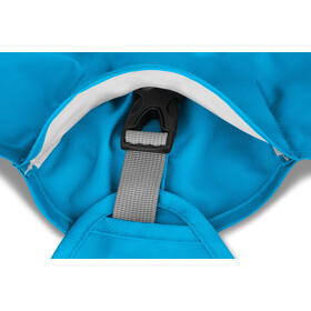 Ruffwear Sun Shower Veste imperméable, blue dusk